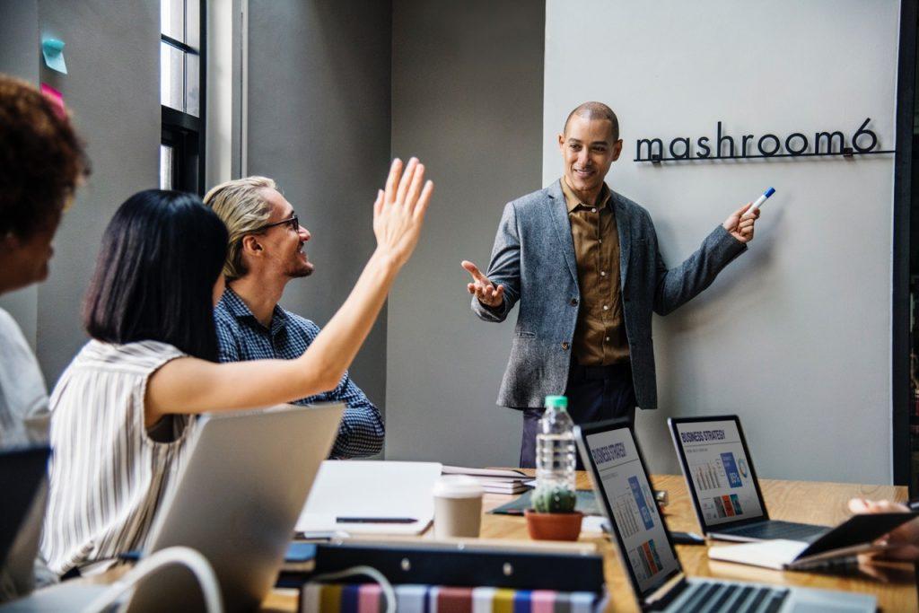 employers career meeting