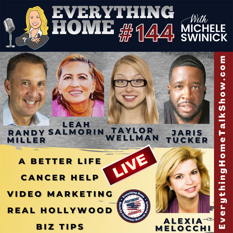 A Better Life, Cancer Help, Video Marketing, Real Hollywood, Biz Tips on Apple Podcasts