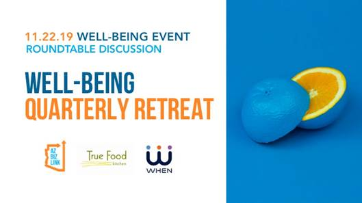 Well-Being Event